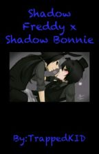Shadow Freddy x Shadow Bonnie by RealTrappie
