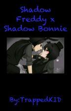 Shadow Freddy x Shadow Bonnie by TrappedKID