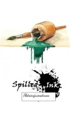Spilled Ink by Adnirejustadream