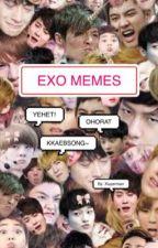 EXO memes by Xiuperman
