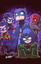 Bat Brothers (one shots, shorts, YJ) by CourtNicxYJ_Robin
