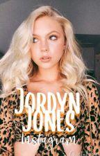 Jordyn Jones INSTAGRAM H.R by cristal2200