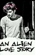 aN ALieN LoVE StOry》 (zarry stylik) ALIEN AU 👽 by bottomzaynaf