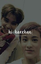 hi, haechan by yakkaned