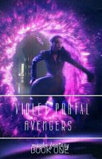 Violet Portal {Avengers} by Maybe_Fantasy