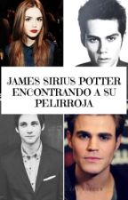 James Sirius potter encontrando a su pelirroja  by zacha912