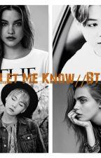 Let Me Know//BTS by MafaldaSantos3