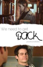 We need to get Back » Dylan O'Brien  by sebmarvllstan