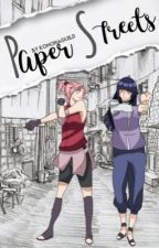 Paper Streets by konohaguild