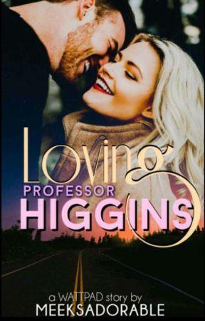 Loving professor Higgins by meeksadorable