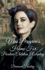 Miss Peregrine's Home for Peculiar Children Roleplay by DiamondHuskey