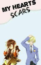 My Hearts Scars [Tamaki Suoh x Male OC] by Lu-LuWrites