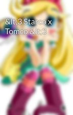 <3 Starco x Tomco <3 by RealStarButterfly