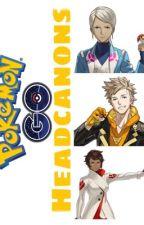 Pokémon Go Headcanons by Quidiot