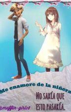 Me enamore de la Niñera. (Adrien/Chat Noir y tú) CANCELADA by NenaFloja