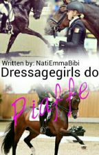Dressagegirls do Piaffe! by NatiEmmaBibi