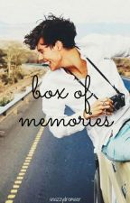 ✖ Box of Memories | h.s by snazzydreamer