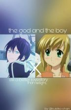 「 the god and the boy || a love story 」 by Kureiko-chan
