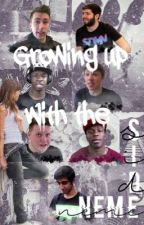 Growing Up With The Sidemen {Sequel to Adopted by the Sidemen} by ThatMCasiangamer