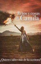 Retos y cosas de Camila by Umbrella182016