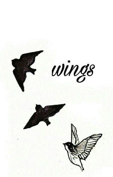 wings | Sebastian Stan