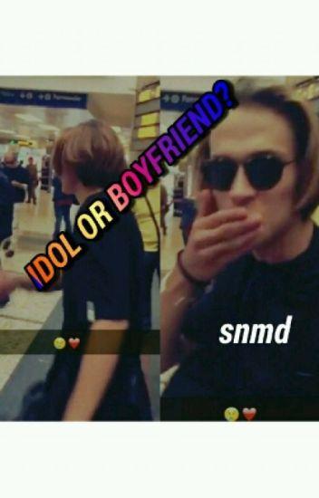 idol or boyfriend?