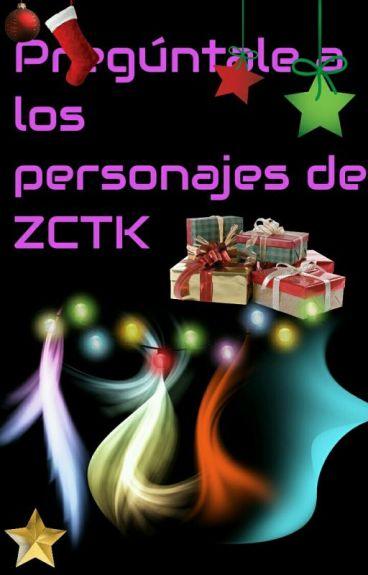 💙Preguntale a los personajes de Zalza Caracas the Killer💙