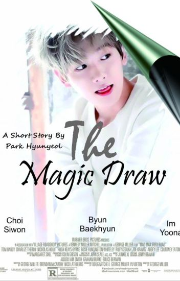 The Magic Draw - Republish