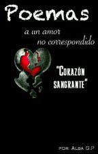 Corazón sangrante by chocolatedrawer14