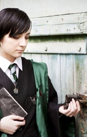 Tom Riddle's 1st Year At Hogwarts by foreverliberty