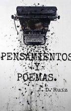 Pensamientos y Poemas by DavidOvando