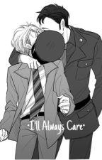 I'll always care- Stucky **on hold** by winterboobearrrr