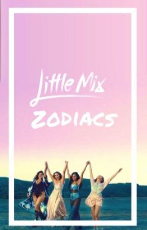 Little Mix Zodiacs by MegaMix4