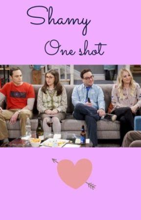 Shamy one shot - a jealous Sheldon by shamyfanfics