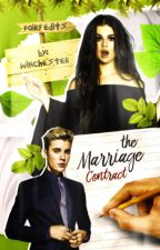 The Marriage Contract by DrewDeh