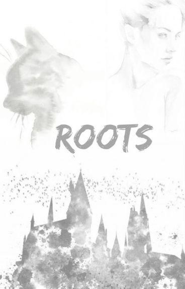 Roots {Charlie Weasley}