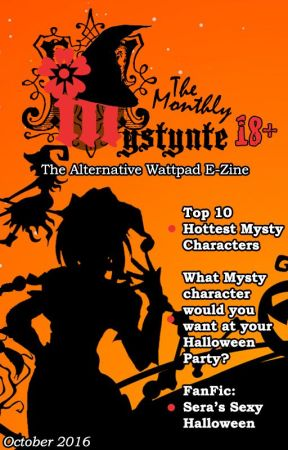 The Monthly Mystynyte (October 2016) Mature 18+ by Mystynytes