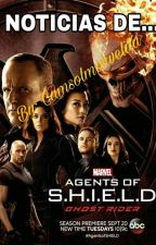Noticias de Marvel's Agents Of S.H.I.E.L.D  by camsolmarvelita