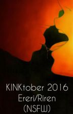 Ereri/Riren KINKtober 2016 (NSFW) by hidansbabe530