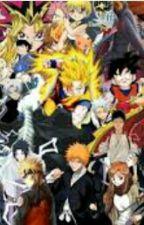 Anime Images by AmazingOtaku006