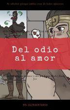 (Erron x Jin) Desde El Odio Al Amor Hay Un Paso by SkarletAntares