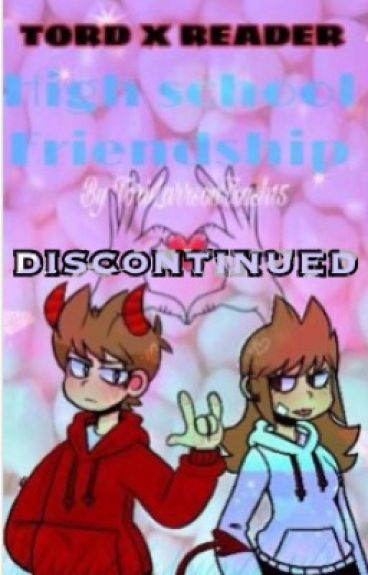 Tord X Reader - Highschool friendship.