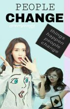 PEOPLE CHANGE (TCN BOOK 2) by Emjengg