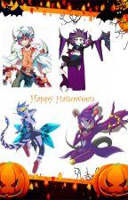 Halloween special: Possession (Yu-Gi-Oh Arc V) by Tsukiko05