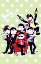 Six Same Perverts! (Matsuno brothers x Reader!) [Lemon]  by Lemon_Goddess97