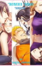 Konoha High: Adults by sarita_familia
