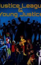 Liga da Justiça & Justiça Jovem by GiovannaCardoso1