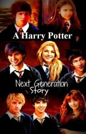 a Harry Potter the next generation story (COMPLETED) by YouKnowMeAsThatGirl
