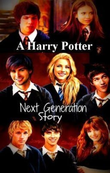 a Harry Potter the next generation story (COMPLETED)