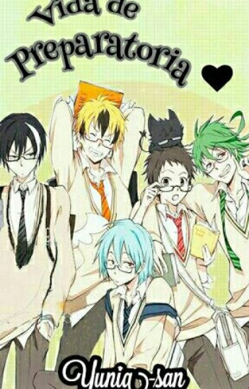 Vida De Preparatoria .. [Servamp]